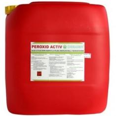 Dezinfectant detartrant cu ph acid pentru aparate de muls peroxid activ 5 KG