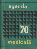 Agenda medicala 1970