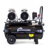 Cumpara ieftin Compresor de aer fără ulei 50L 370l/min 230V 8 bari OF50 Barracuda B-SLSG-50L