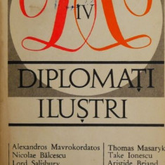 Diplomati ilustri, vol. I