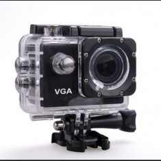 HD DV mini camera sport 480P Waterproof 30M black