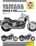 Yamaha Xvs650 & 1100 (Drag Star, V-Star) '97 to '11