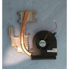Cooler - ventilator , heatsink - radiator laptop - DELL INSPIRION N7010 MODEL P08E
