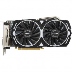 Placa video MSI AMD Radeon RX 570 Armor OC 4GB DDR5 256bit