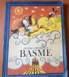 BASME - Petre Ispirescu  ( 1986 ) - Ilustratii Done Stan