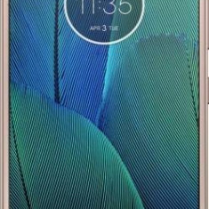 Telefon mobil Motorola Moto G5S Plus 32GB Dual SIM 4G Gold