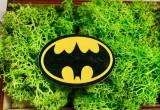 Cumpara ieftin Broșă/Mărțișor Batman