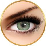 Cumpara ieftin Adore Pearl Green- lentile de contact colorate verzi trimestriale - 90 purtari (2 lentile/cutie)