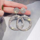 Cercei Chic Rotunzi Silver Shine 28A13C466