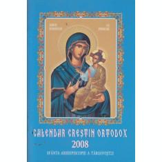 Calendar crestin ortodox 2008