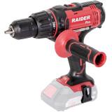 Raider - RDP-SCDI20 - Masina de gaurit si insurubat cu percutie fara acumulatori si incarcator, Li-Ion, 20 V, - Ah, 50 Nm, led iluminare