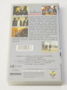 Caseta video VHS originala film tradus Ro - Iubiri Incurcate