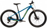 Bicicleta MTB Devron Zerga 2.7 L 480mm Albastru 27.5 plus