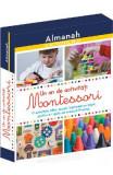 Un an de activitati Montessori