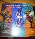 Disc vinil mari adagio-uri in muzica de balet 1988 electrecord pret 10 lei
