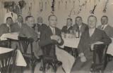 Angajati SAR de Telefoane Cluj anii 1930 la restaurant