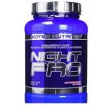 Supliment Alimentar Night Pro Capsuni 900 grame Scitec Nutrition Cod: SCNNGHTP
