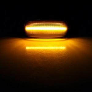 Lampi semnalizari laterale,dinamice,secventiale Audi A3 8P, A4 B6, B7, B8, A6