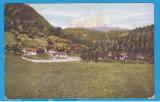 (14) CARTE POSTALA ROMANIA - OCNELE MARI, VEDERE GENERALA, PERIOADA INTERBELICA
