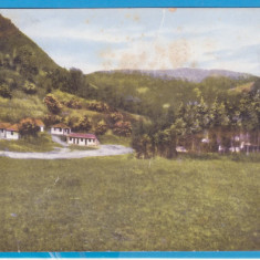 (14) CARTE POSTALA ROMANIA - OCNELE MARI, VEDERE GENERALA, PERIOADA INTERBELICA, Necirculata, Printata