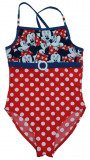 Costum de baie intreg Disney Minnie Mouse-Sun City OE1827R, Rosu