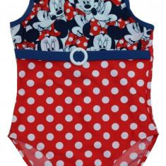 Costum de baie intreg Disney Minnie Mouse-Sun City OE1827R, Rosu