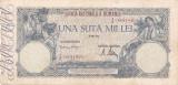 ROMANIA 100000 LEI MAI 1946 VF