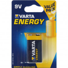 Baterie alcalina , Varta , Hi voltage , 9V (typ 6LR61) , 1 bucata