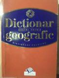 DICTIONAR GEOGRAFIC-ANATOL EREMIA