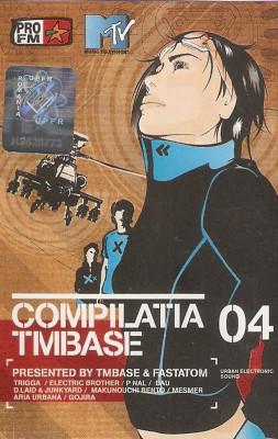 Caseta Compilatia TMBASE 04, originala foto