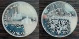 (A100) MEDALIE DIN ARGINT GERMANIA - SAARLAND WIRD 10. BUNDESLAND, 20 GR, AG 999, Europa