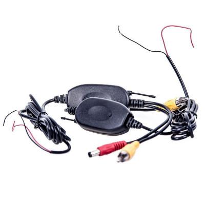 Kit wireless 2.4G pentru camera marsarier 12V foto