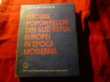 N.Ciachir - Istoria popoarelor din S-E Europei Epoca Moderna 1789-1923 -Ed.1987