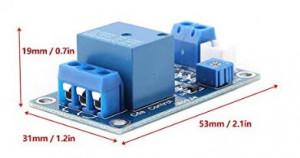 Modul control de lumina senzor fotorezistor 12V