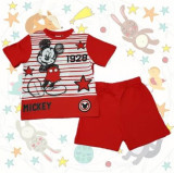 Pijama maneca scurta Mickey Mouse 3-8ani, Disney