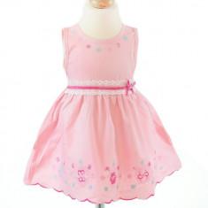 Rochita roz stil printesa HF72
