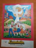 Revista pentru copii - luminita mai 1983