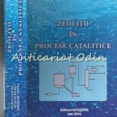 Zeolitii In Procese Catalitice - Iuliean Asaftei - Dedicatie Si Autograf