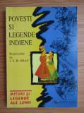 J.E.B. Gray - Povești și legende indiene