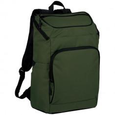 Rucsac Laptop, Everestus, MR, 15.6 inch, Ripstop 600D poliester, masliniu, saculet de calatorie si eticheta bagaj incluse