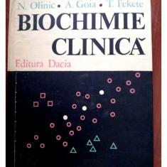 Biochimie clinica vol 2-Mircea Cucuianu, N. Olinic