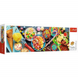 Puzzle Trefl 1000 panorama o incantare dulce