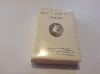 Mateiu I. Caragiale – Opere--P8 foto