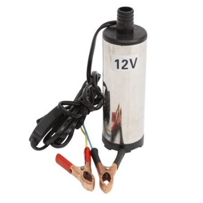 Pompa auto pentru transfer combustibil, motorina. ... foto