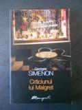GEORGES SIMENON - CRACIUNUL LUI MAIGRET