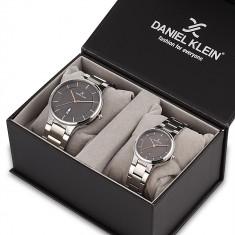 Set ceasuri pentru dama si barbati, Daniel Klein Pair, DK11746-6P