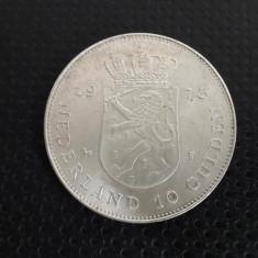 10 GULDEN 1973 argint