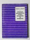 SITUATIA MINORITATII ETNICE MAGHIARE IN ROMANIA - Antal G. Laszlo   (4+1)