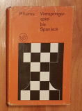 Vierspringerspiel bis Spanisch - P. Keres. Manual sah in limba germana