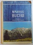 MASIVUL BUCEGI , STUDIU GEOMORFOLOGIC de VALERIA MICALEVICH VELCEA , 1961